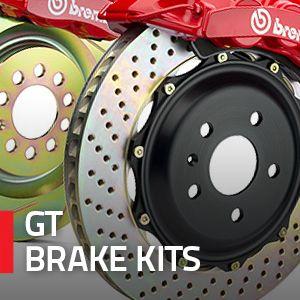 GT Brake Kits