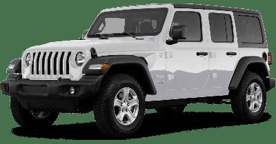 Jeep Wrangler JLU 4Dr