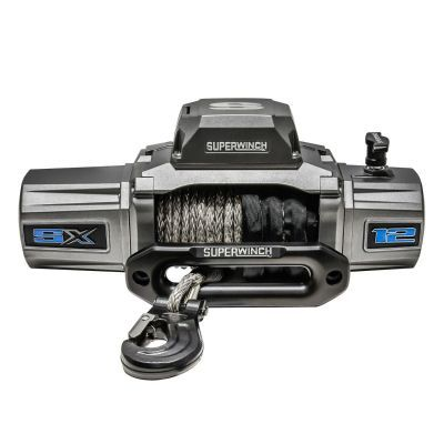 Superwinch SX12SR 12V Synthetic Rope Winch