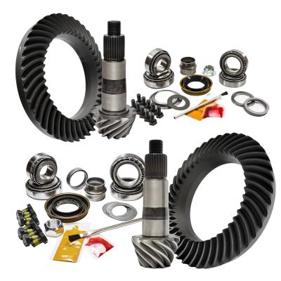Nitro Gears 4.56 R&P Package for Jeep Wrangler JL Sport/Sahara