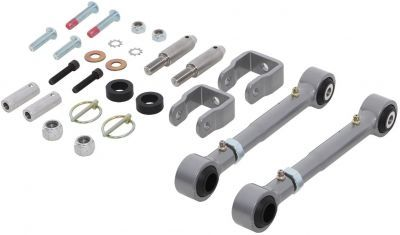 Rubicon Express Extreme Duty Sway Bar Disconnects Jeep TJ/XJ