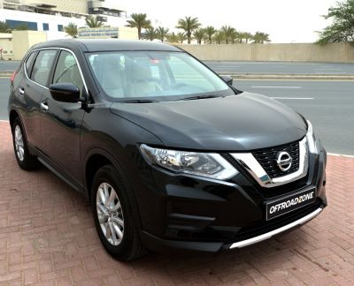 2018 Nissan XTrail Basic Options with Android car play