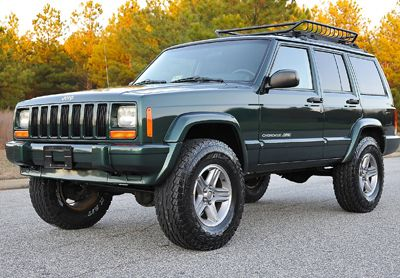 Service Package For Jeep Cherokee XJ 4