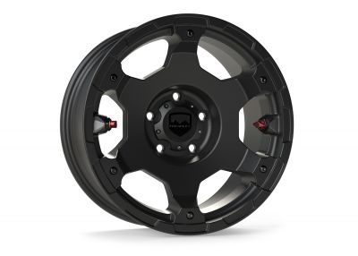 TeraFlex Nomad Off-Road Wheel Metallic Black/ Jeep JK,JL,JT