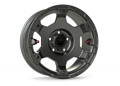 TeraFlex Nomad Off-Road Wheel Deluxe Titanium Gray /Jeep JK,JL,JT