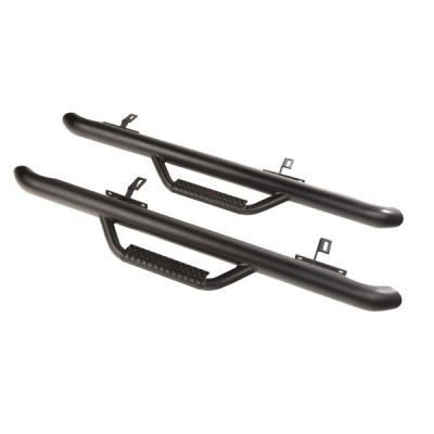 Rugged Ridge Spartan Nerf Bars Jeep JL 2-Door