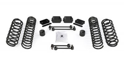 "TeraFlex JL 4-Door 2.5"" Coil Spring Base Lift Kit – No Shocks"