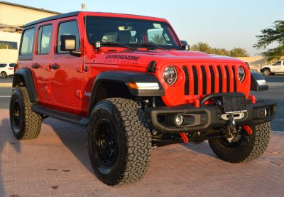 2020 Stage 2 Edition Jeep Wrangler Unlimited