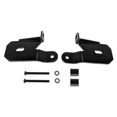KC HiLiTES WINDSHIELD PILLAR MOUNT PAIR  FOR 18-20 JEEP JL