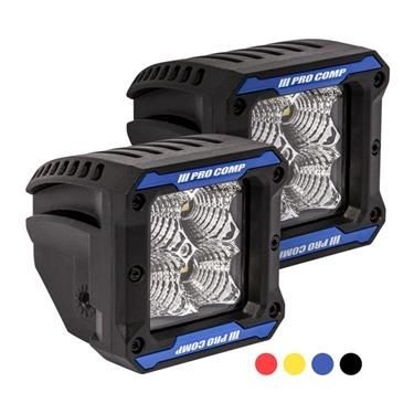 Pro Comp S4 GEN3 LED Flood Lights