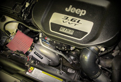 RIPP Supercharger Jeep Wrangler JK 2012-2014