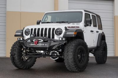 ADD  STEALTH FIGHTER WINCH FRONT BUMPER JEEP JL/JLU/ JT