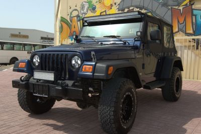 Jeep Wrangler TJ 2006 Manual Gear