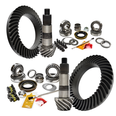 Nitro Gears 4.56 R&P Package for Jeep Wrangler JL Sport/Sahara