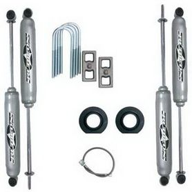 Rubicon Express 2 Inch Economy Lift Kit Cherokee XJ 1