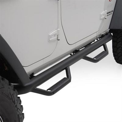 N-Fab Nerf Steps Jeep JK 4-Door