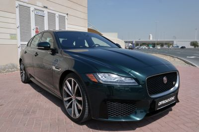2016 Jaguar XF S Full Option with 3.0L Supercharged Engine