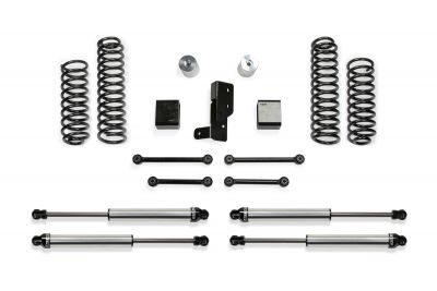 FABTECH 3″ SPORT SYSTEM W/ DIRT LOGIC 2.25 SHOCKS JEEP JLU