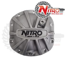 Nitro Dana 30 Xtreme Aluminum Differential Cover 1
