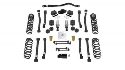 "Teraflex 2.5"" Alpine RT2 Short Arm Suspension System – No Shocks Jeep JLU 4-Door"