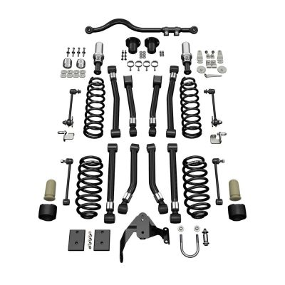 "JKU 4-Door Alpine CT3 Suspension System (3"" Lift)"