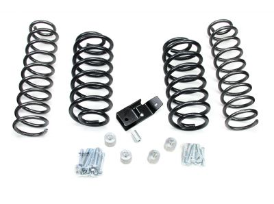 "Teraflex 2"" Coil Spring Lift Kit – No Shocks Jeep Wrangler TJ"