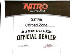 NITRO GEAR & AXLE OFFICIAL DEALER